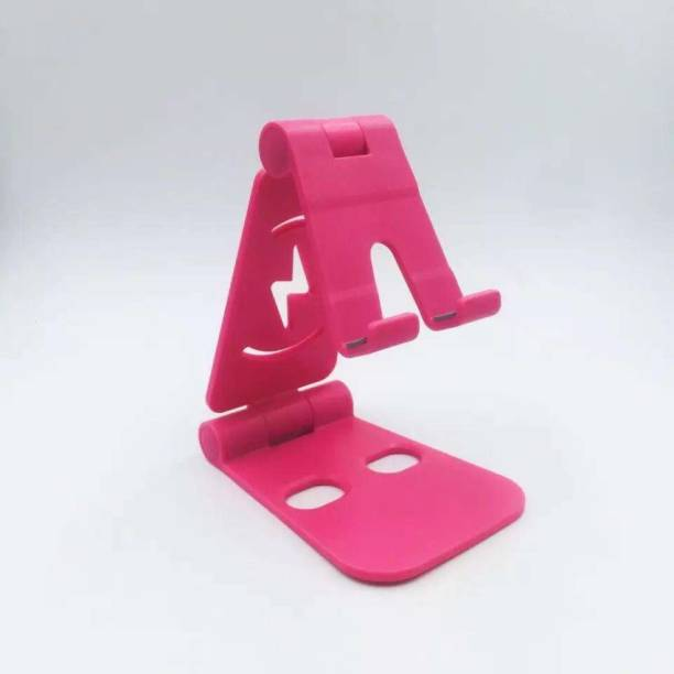 """SAFESEED Foldable Stand - 301 Angle & Height Adjustable Cell Phone Holder Anti-Slip Compatible with Smartphones/iPad Mini/Game/Kindle/Tablet(4-10"""") Mobile Holder"""