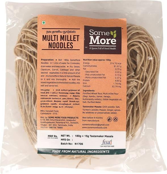 somemore Multi Millet Instant Noodles Vegetarian