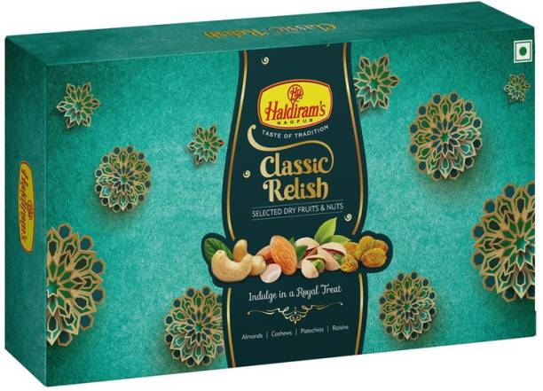 Haldiram's Classic Relish Assorted Nuts