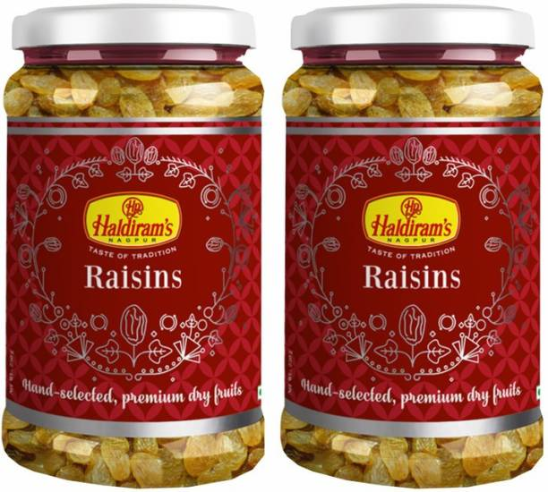 Haldiram's Raisins Jar Raisins