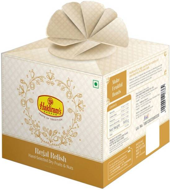 Haldiram's Regal Relish Assorted Nuts
