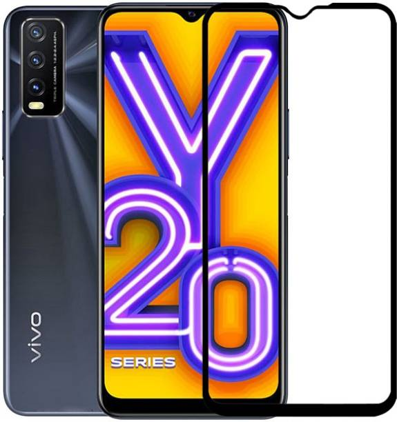 Aspir Edge To Edge Tempered Glass for Vivo Y20, Vivo Y20i