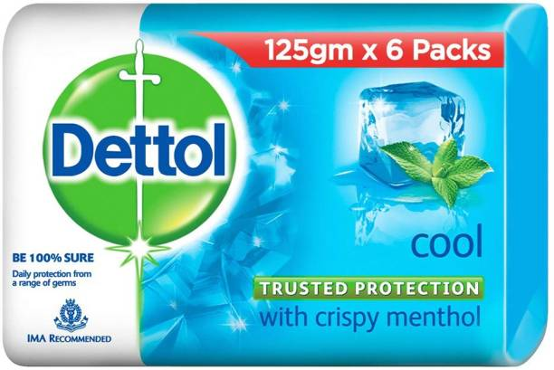 DETTOL Cool Germ Protection Bathing Soap