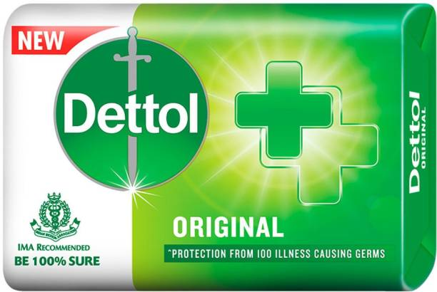 DETTOL Original Germ Protection Bathing Soap