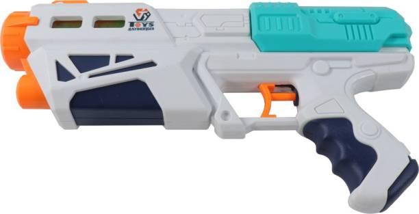 Tector 2 in 1 Magic Gun - Soft Ball Bullet Guns & Darts