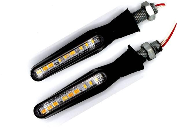rugotaa Front, Rear LED Indicator Light for KTM Ninja 250