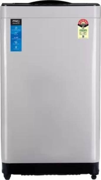 MarQ by Flipkart 7.5 kg 5 Star Engineered with Panasonic Technology Fully Automatic Top Load Grey
