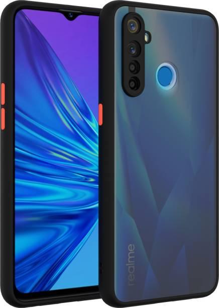 GadgetM Back Cover for Realme 5, Realme 5i, Realme Narzo 10, Realme 5s