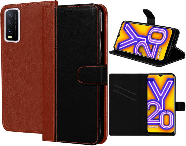 Hupshy Back Cover for Vivo Y20i