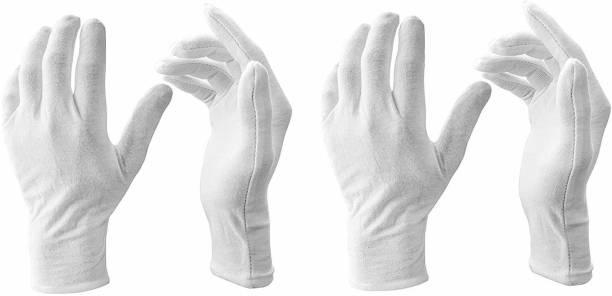 harddo COTTONGLOVE6PAIR Dry Glove Set