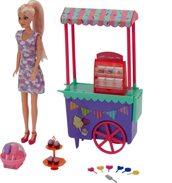 Miss & Chief Hannah Candy Stand Playset