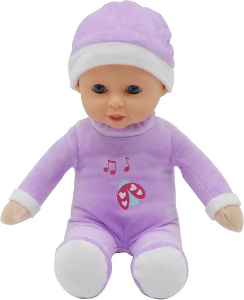 Miss & Chief 12 Inch Premium Quality Cuddly Baby Doll, Extreme fun to play with Kids