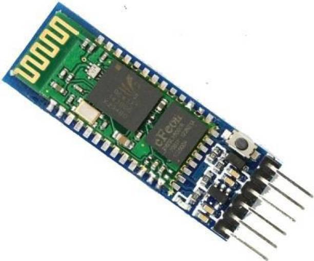 Stookin HC-05 Wireless Bluetooth RF Transceiver Module (Green) Power Supply Electronic Hobby Kit