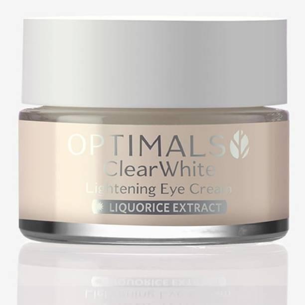 Oriflame Optimals Clear White Lightening Eye Cream