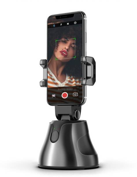 blue seed BBD 360 Rotation auto face Tracking Smart Shooting Camera Holder Mount 2 Axis Gimbal