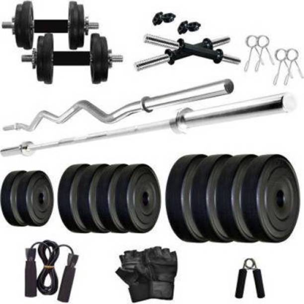 ISG 18 Kgs 18KG Combo For Home Gym Home Gym Combo
