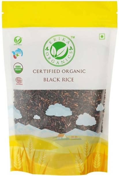 erika organics Black Rice, 1Kg Black Basmati Rice