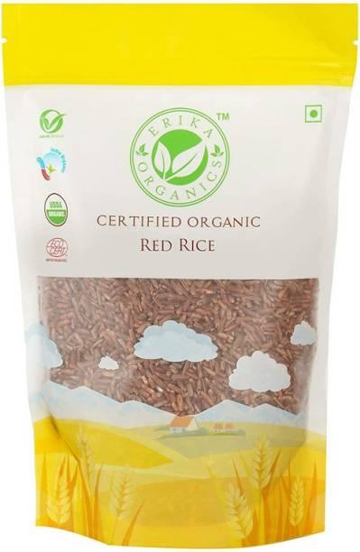 erika organics Red Rice, 1Kg Red Basmati Rice