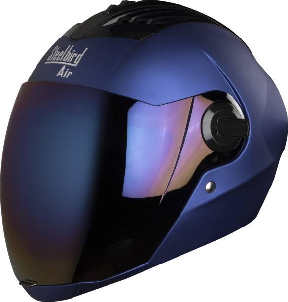 Steelbird Air SBA-2 MATT Motorbike Helmet