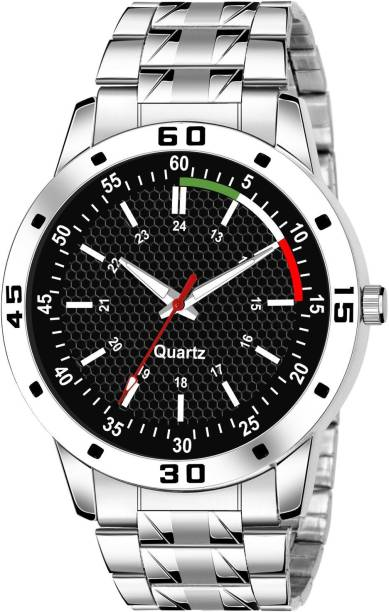 RIXOS 23 NEW STYLISH DIAL-STAINLESS STEEL STRAP WATCH FOR BOYS Analog Watch  - For Boys