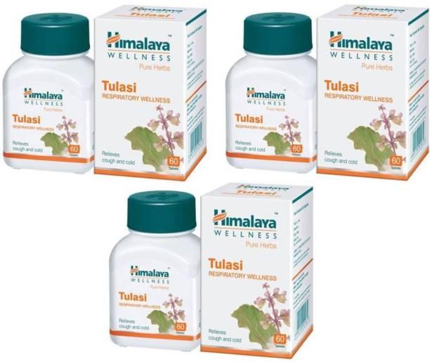 HIMALAYA Tulasi Respiratory Wellness