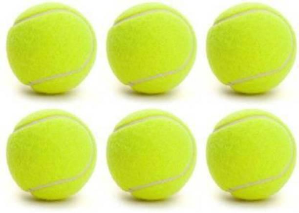 R.S.I Top Quality Green Tennis Balls/Solid/Light Wait 005 Tennis Ball