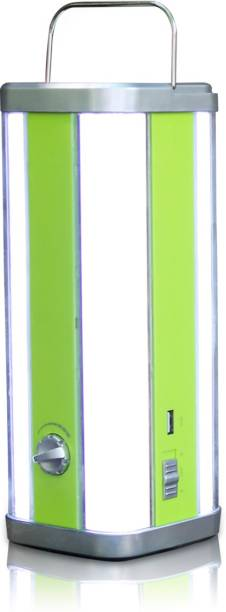 Make Ur Wish Home Delight Emergency Light 4 Side Tube with Extra Bright Light with USB Mobile Charging. Lantern Emergency Light