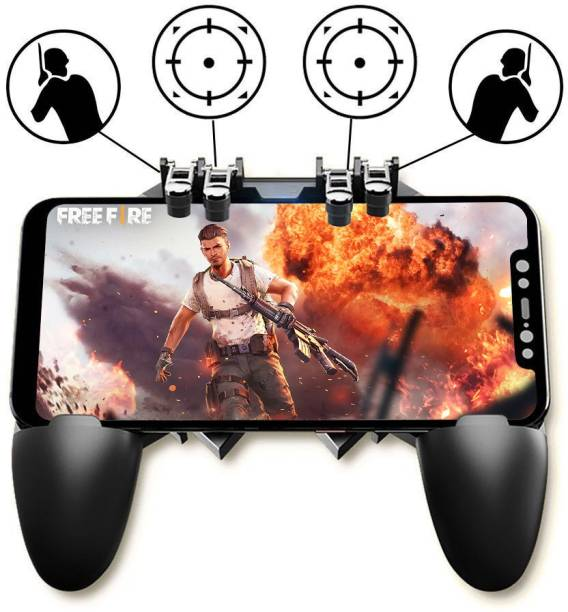 ET BAZAR Setup Mobile Gaming 1 GB with Free Fire, Rules for Survival, Pubg