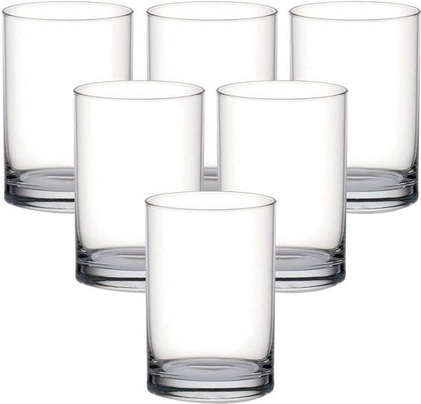 Ocean (Pack of 6) Fine Line Glass 175ml Glass Set