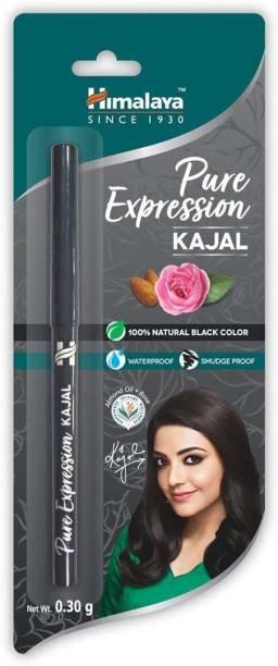 HIMALAYA Pure Expression Kajal, 100% Natural Black Colour
