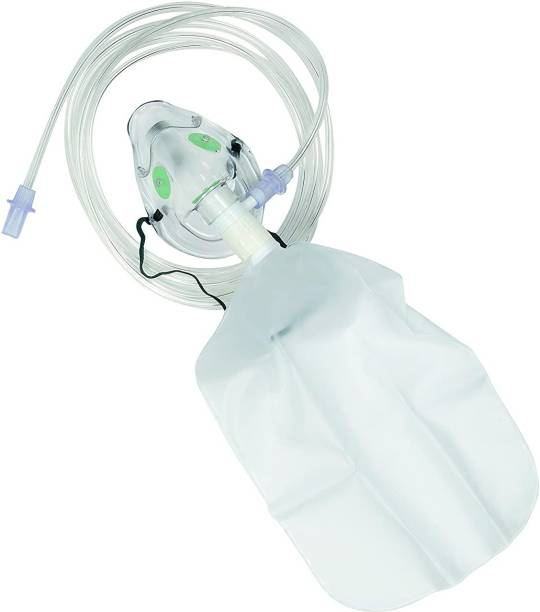 Agarwals High Concentration Paediatric Oxygen Hi Mask (Pack of 1) High Concentration Paediatric Oxygen Hi Mask (Pack of 1)