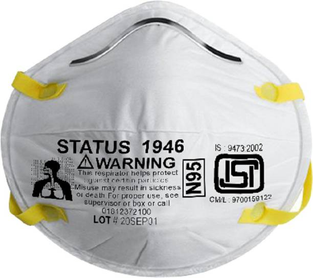 Status Status WHO Approved ISI Approved Mask (Pack of 1) M