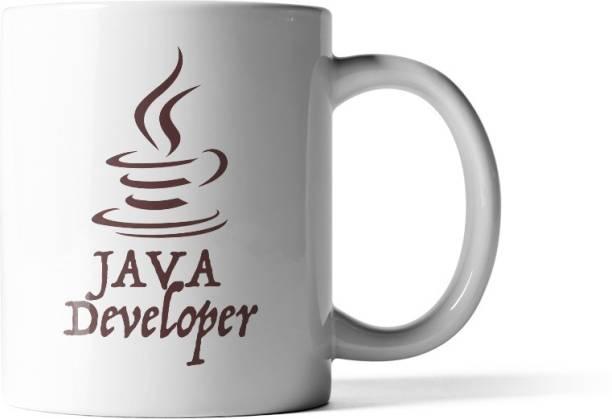 Brand Bihar Java Developer Coffee Ceramic Coffee Mug
