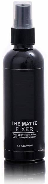 manasona BEST Makeup Setting Spray Moisturizing Long Lasting Matte Finishing Setting Spray Primer  - 100 ml