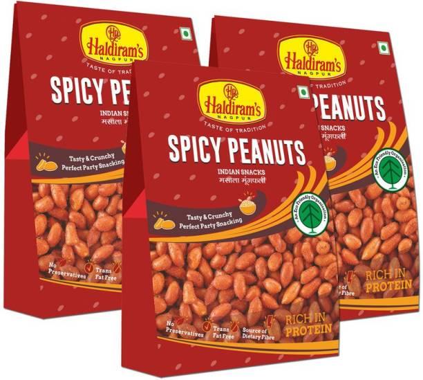 Haldiram's Spicy Peanuts Namkeen