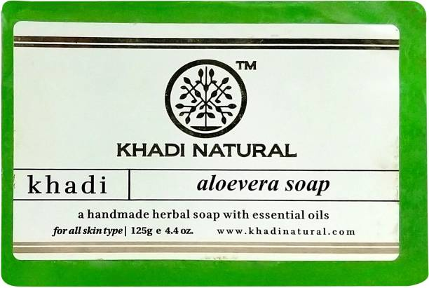 KHADI NATURAL Aloevera Soap