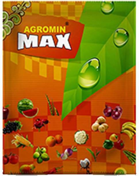aries Agro Agromin Max (Multi Micronutrients Fertilizer for foliar Spray) Fertilizer