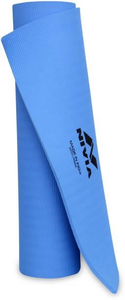 NIVIA ANTI-SKID ( YM- 1451BL) 4 mm Yoga Mat