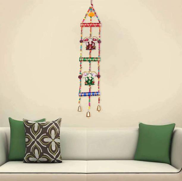 RVART Wall Hanging,Wind Chime for Home Decor Plastic Windchime