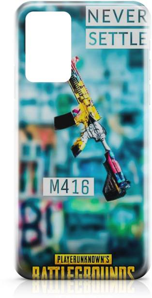 Accezory Back Cover for Samsung Galaxy M51 Back Cover, PUBG, GUN, GAME, BACK CASE