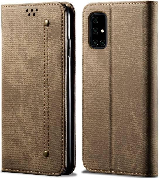 Cubix Flip Cover for Samsung Galaxy A71