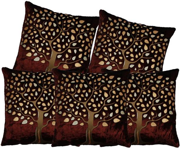 Big boxers Self Design Cushions Cover