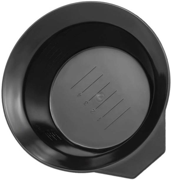 SIOPAWORLD 200 ML Black Hairdye Mixing Bowl