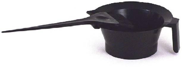 SIOPAWORLD 200 Black Hairdye Mixing Bowl