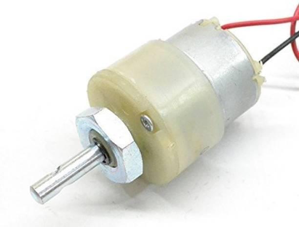 Stookin DC-Motor-60 12V DC Gear, Geared Motor 60 RPM (1 Piece) Power Supply Electronic Hobby Kit