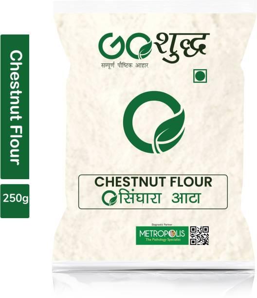 Goshudh Premium Quality Singhara Atta/Chestnut Flour-250gm
