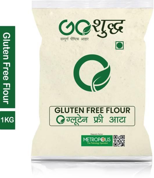 Goshudh Premium Quality Gluten Free Atta/Gluten Free Flour-1Kg