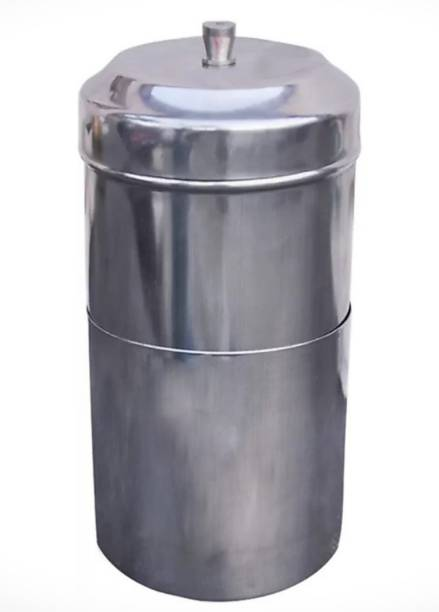 Supreme Stainless steel South Indian Coffee Filter Large 400 ML Indian Coffee Filter