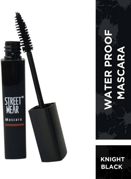 street wear Water Proof Mascara- Knight Black 8 ml