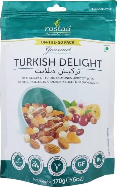 rostaa Turkish Delight Assorted Fruit